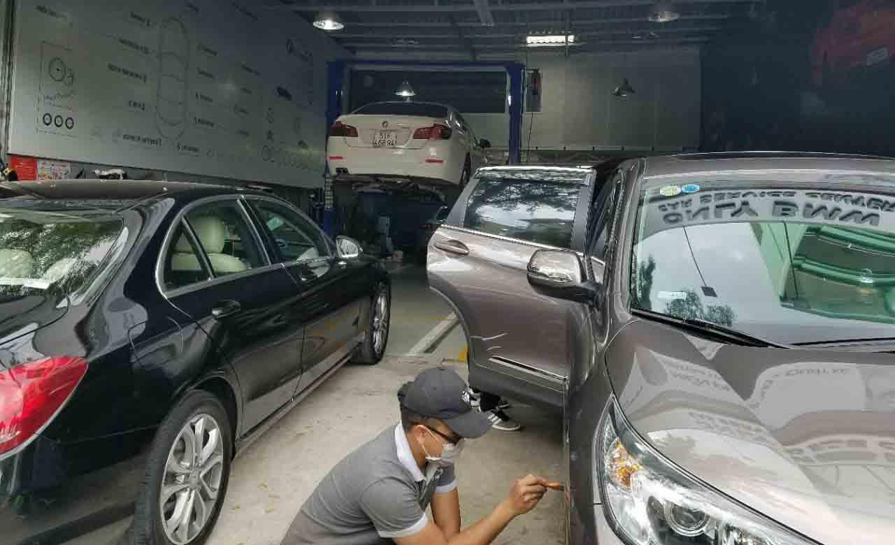 Kinh nghiệm khi đi bảo dưỡng sửa chữa xe ô tô