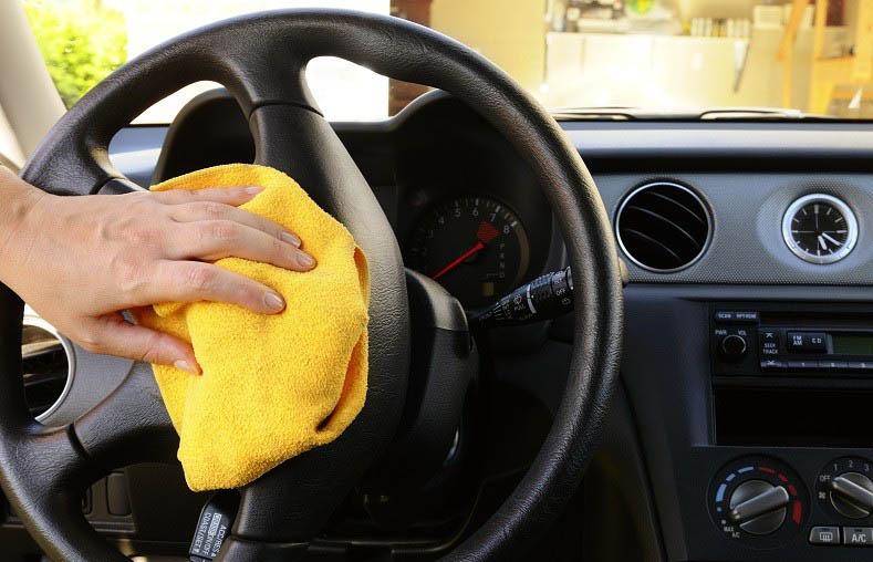 Nội thất của ô tô luôn sạch và thơm mát với 5 mẹo nhỏ 2