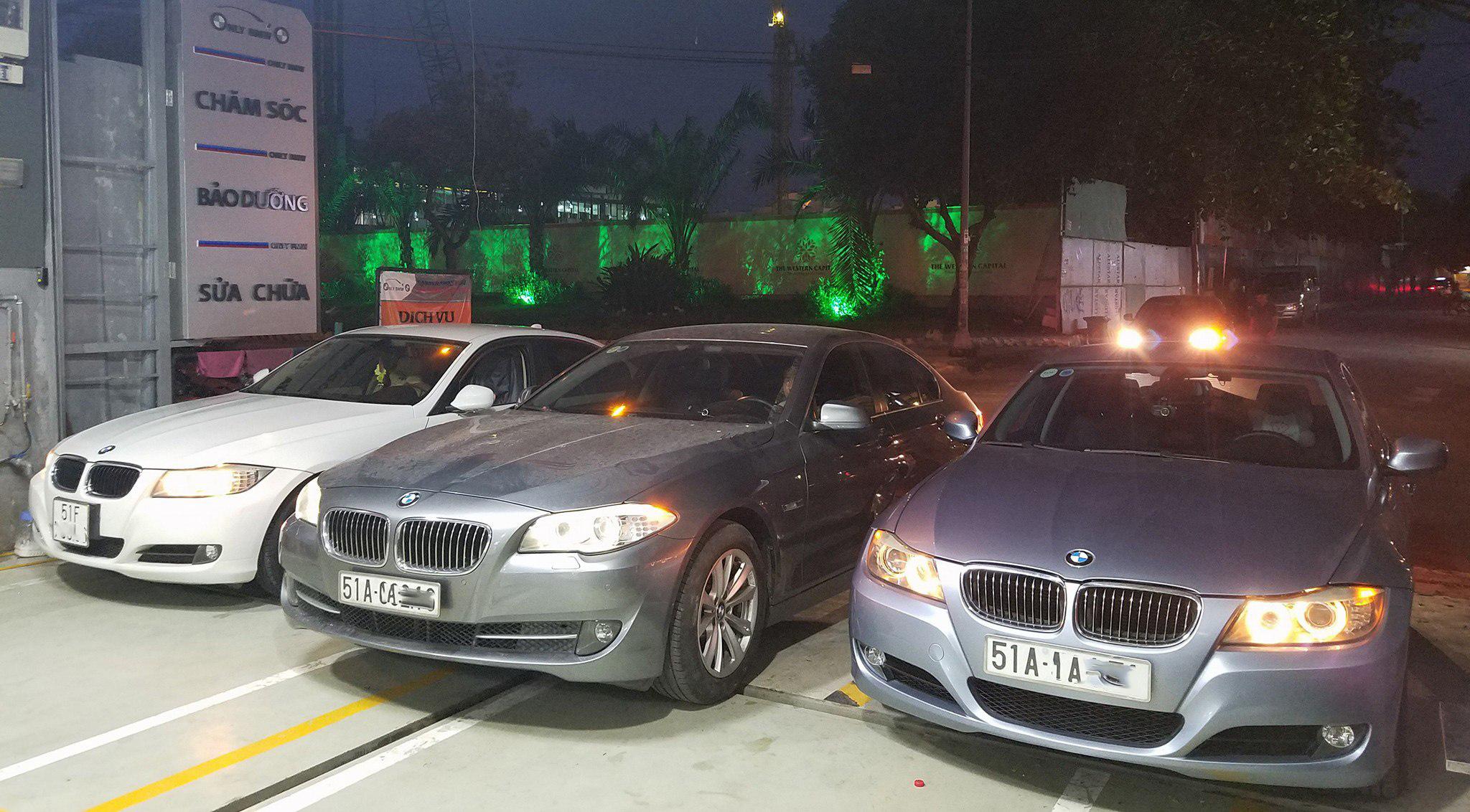 Nên lựa chọn garage chuyên sửa chữa BMW