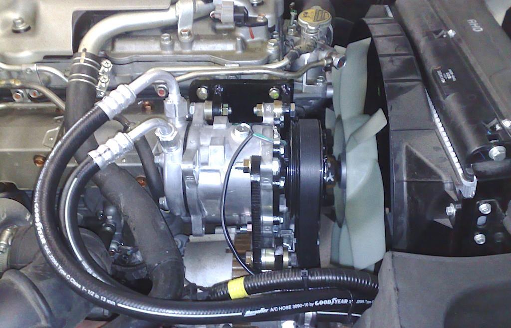 Các hiện tượng hư hỏng trên hệ thống lạnh xe BMW 320i
